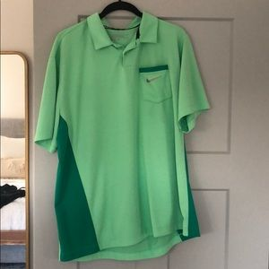 Men's Nike golf polo